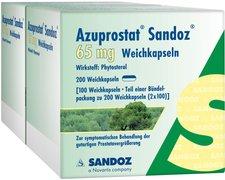 Sandoz Azuprostat Sandoz 65 mg Weichkapseln (200 Stk.)