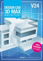 Franzis DesignCAD 3D V24 MAX Architekt
