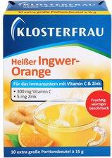 Klosterfrau Broncholind Heißer Ingwer-Orange Granulat (10 x 15 g)