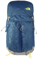 The North Face Banchee 35 L/XL monterey blue/goldfinch yellow