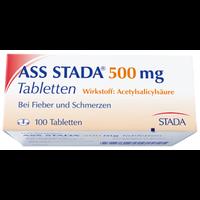 Stada ASS Stada 500 mg Tabletten (20 Stk.)