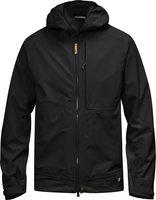 Fjällräven Abisko Eco-Shell Jacket Black