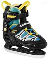 Powerslide Phuzion Orbit Ice Skates yelow / blue