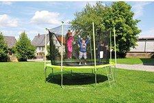 Eduplay Trampolin 305 cm niedriger Einstieg
