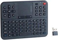 General Keys Multimedia Funktastatur mit Touchpad