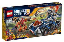 LEGO Nexo Knight Axls Mobile Tower (70322)