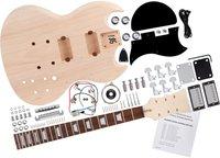 Rocktile E-Gitarren-Bausatz Double Cut Style