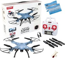 Syma X5HW FPV Real-Time Blau