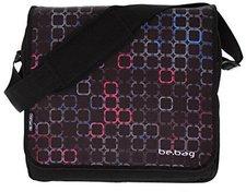 Herlitz be.bag Messenger Bag Squares