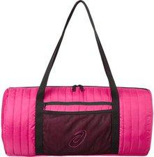 Asics Training Essentials Foldaway Bag blackberry cordal/light grey