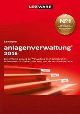 Lexware Anlagenverwaltung 2016 (DE) (Win)
