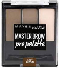 Maybelline Master Brow Pro Pallette Soft brown (3g)