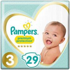 Pampers Premium Protection Midi Größe 3 (5 - 9 kg)