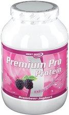 Best Body Nutrition Premium Pro Brombeer Joghurt 750g