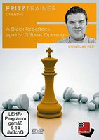 ChessBase Fritztrainer Opening: A Black Repertoire against Offbeat Openings
