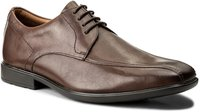 Clarks Gosworth Over walnut leather