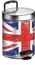 Meliconi Kosmetikeimer 5 L Union Jack