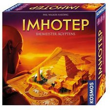 Kosmos Imhotep Baumeister Äqyptens