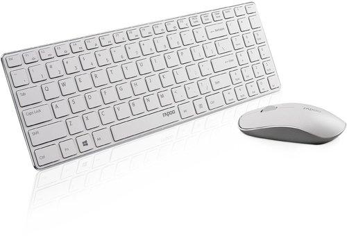 Rapoo E9300P DE white