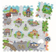 Chicco Puzzlematte City