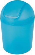 Wenko Schwingdeckeleimer Arktis blau 1,5 Liter (15296100)