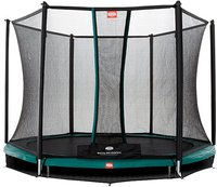 Berg Toys Trampolin InGround Talent 300 cm mit Sicherheitsnetz Comfort
