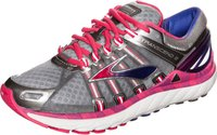 Brooks Transcend 2 Women metallic charcoal/raspberry/spectrum blue