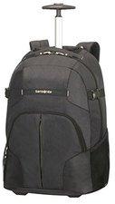 Samsonite Rewind Laptop Trolley Backpack black