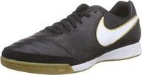 Nike Tiempo Genio II Leather IC black/white/metallic gold