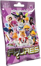 Playmobil Figures Girls Serie 10 (6841)