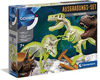 Clementoni T-Rex vs. Triceratops (55054)