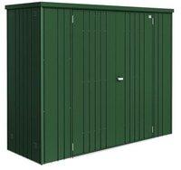 Biohort Geräteschrank 230 (227 x 83 cm) dunkelgrün