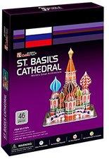 Cubic Fun Moskau Basilius-Kathedrale