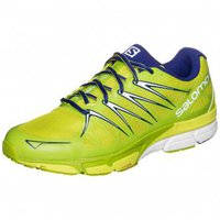 Salomon X-Scream Foil gecko green/granny green/blue