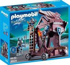 Playmobil Knights Adlerritter Angriffsturm (6628)