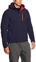 CMP Campagnolo Man Softshell Jacket Zip Hood (3A01787) B. Blue-Ferrari