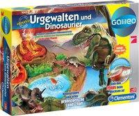 Clementoni Galileo Urgewalten und Dinosaurier