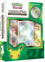 Pokemon Mysteriöse Kollektion Celebi