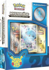 Pokemon Mysteriöse Kollektion Manaphy