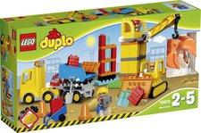 LEGO Duplo - Große Baustelle (10813)