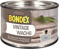 Bondex Vintage Wachs grau 0,25 l