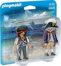 Playmobil Duo Pack Pirat und Soldat (6846)