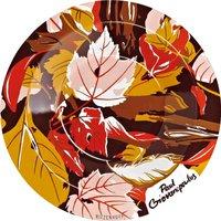 Ritzenhoff Glasschale Artistico  Paul Giovanopoulos (Blätter)  2012