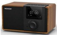 Noxon Radio dRadio 1 walnuss-schwarz