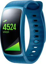 Samsung Gear Fit 2 blue S