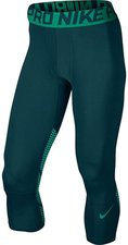 Nike Pro Hypercool 3/4 Tights midnight turquoise / teal charge