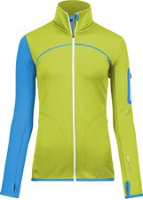 Ortovox Merino Fleece Jacket W Happy Green