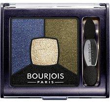 Bourjois Smoky Stories Quad Eyeshadow 10 Welcome Black