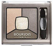 Bourjois Smoky Stories Quad Eyeshadow 12 Sau-Mondaine