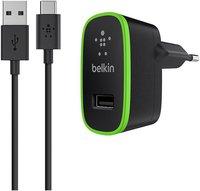 Belkin Universal-Netzladegerät mit USB-C-/USB-A-Kabel